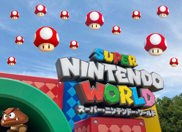 ゲームの世界へ